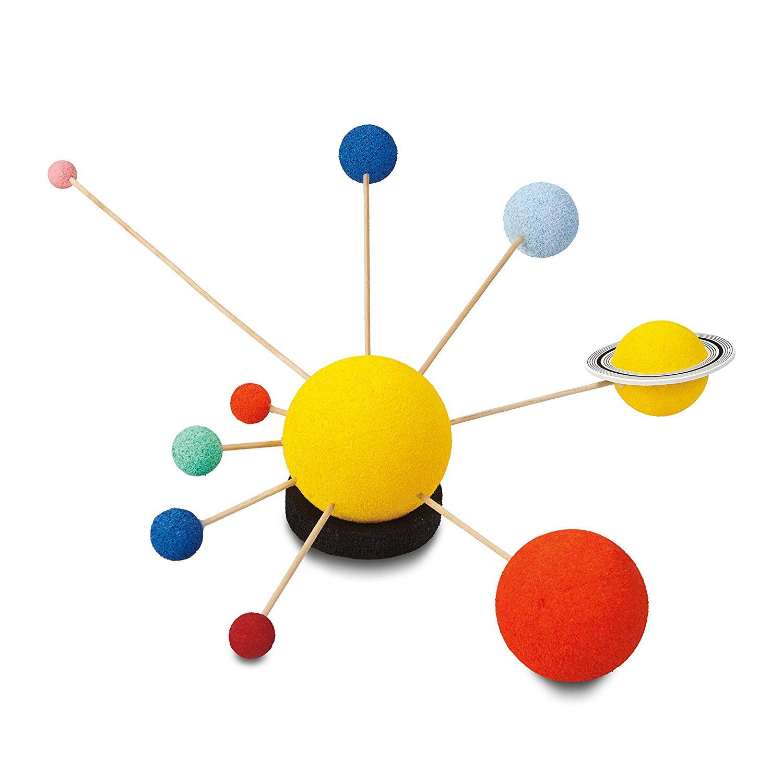 Макет Солнечная система своими 49