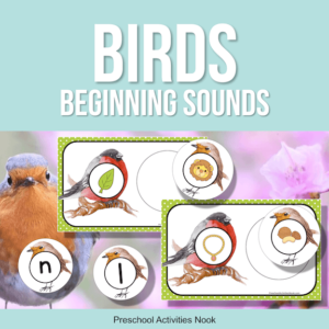 Birds Beginning Sounds