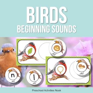 Birds Beginning Sounds