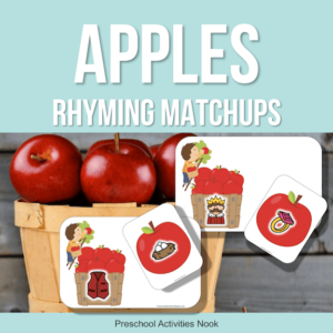 Apple Picking Rhyming Matchups